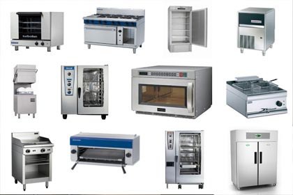 Used Commercial Kitchen Appliances For Sale