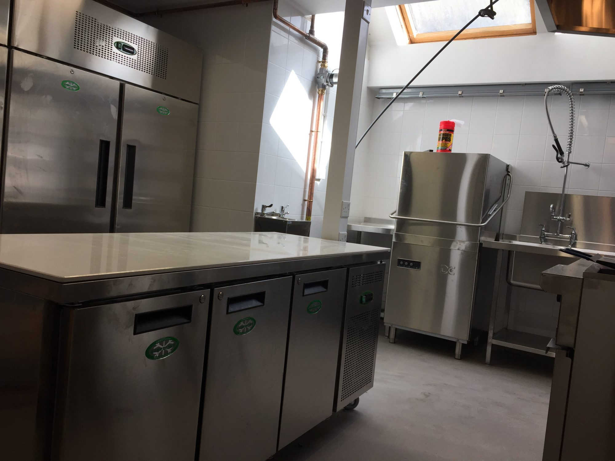 Commercial Refrigeration Repair cost Southampton