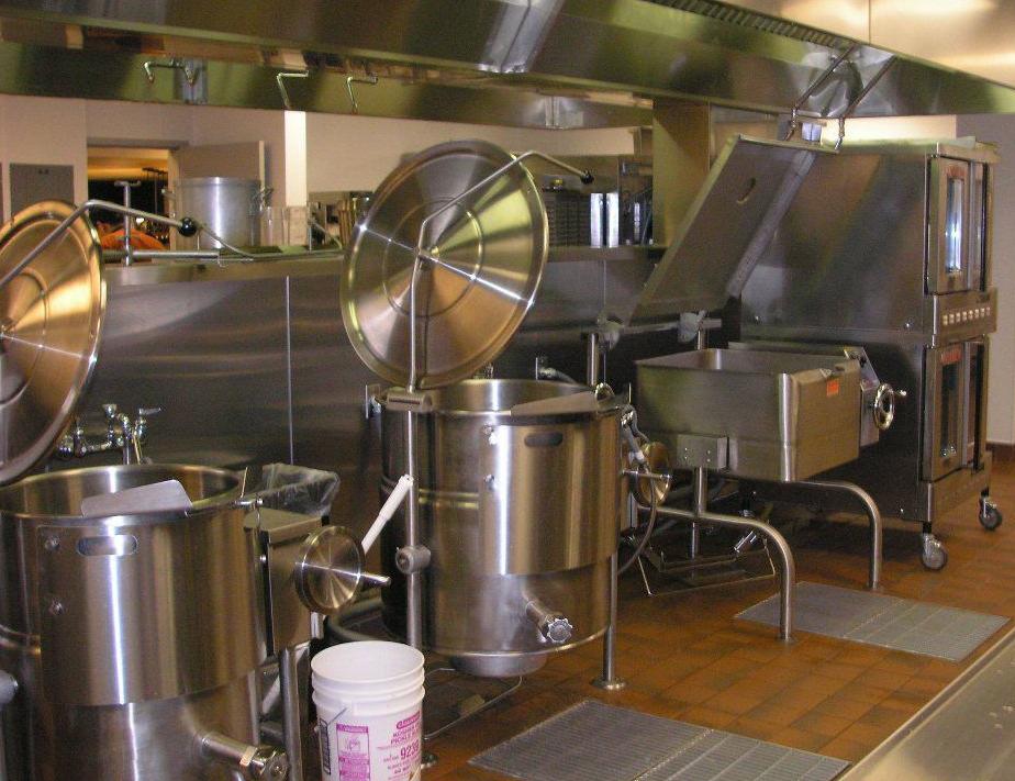 Catering equipment repairs & maintenance
