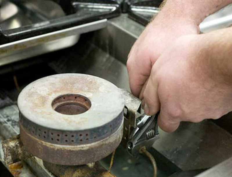 Catering equipment repairs Hampshire