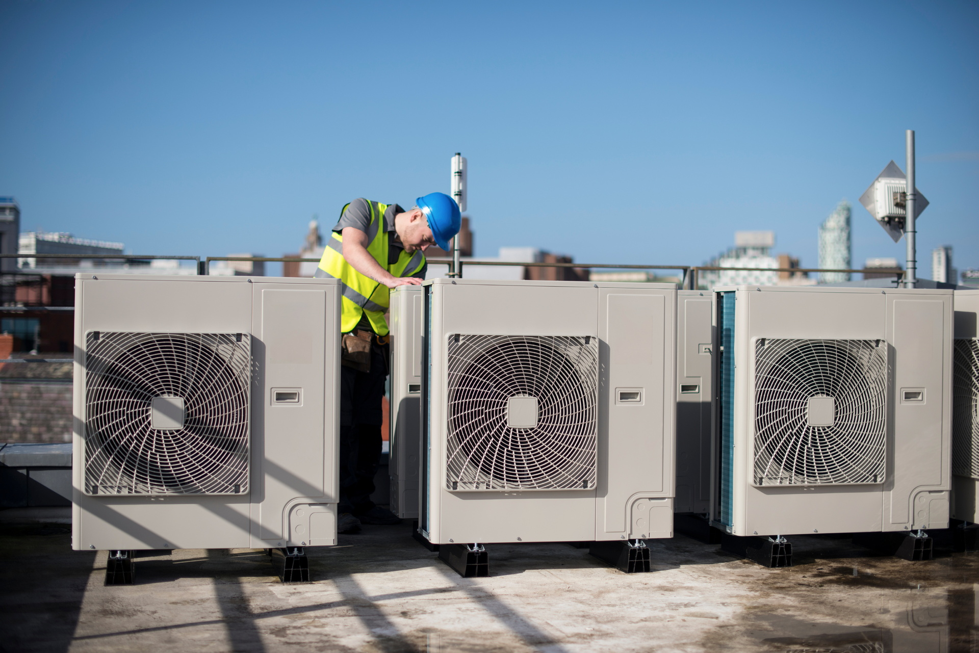 air conditioning repairs near me Southampton Hampshire